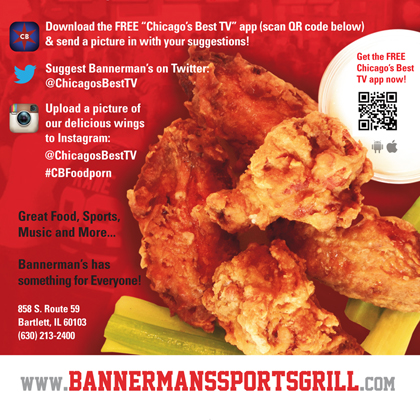 Bannerman's Sports Grill Website and Marketing