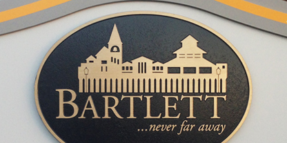 Village of Bartlett, Lincoln Elementary Rebranding